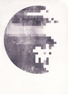 digital full moon