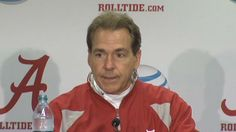 Saban: 'It was an emotional game, now it's time for Auburn'