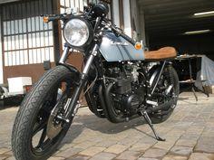 tuttolannogarage: ....Kawasaki Z500.....