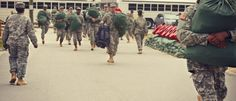 Fort Jackson - Basic Training