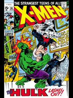X-Men  No.  66