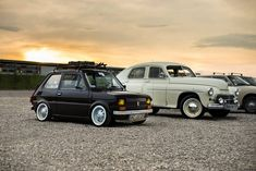 Fiat 126p 650 Cult style....simply beautifully lil' Polak :P