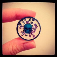 Handmade Custom Made one of a kind Cute Girly Gauges in sizes 1/2in and up! http://www.etsy.com/shop/ingauged