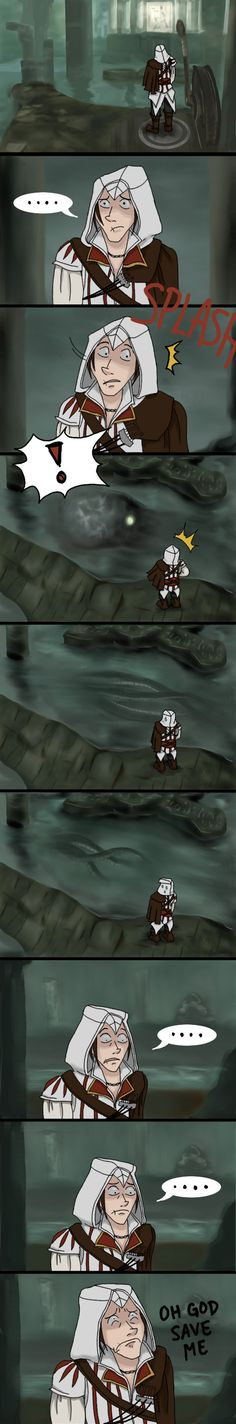 AC2 - What Lies Beneath by Bloody-Idiot.deviantart.com on @deviantART