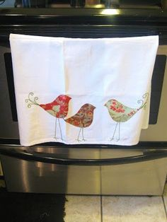Tea towels are a staple in any home. While most may not notice, they are definitely in every home in one way or another. If you are looking for a fun way to dress up your kitchen with a pretty te…