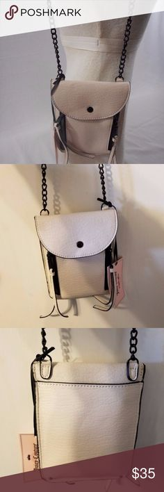 Juicy Couture Mini Bag Cell Phone Holder Crossbody Juicy Couture Mini Bag Cell Phone Holder Crossbody White Juicy Couture Bags Crossbody Bags