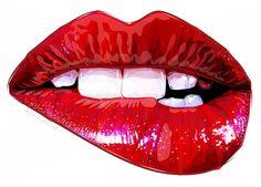 Sexy lips on behance red lips lips illustration, bird drawings, cartoon dra Lip Art, Pop Art Lips, Bird Drawings, Cartoon Drawings, Lips Painting, Lip Wallpaper, Pop Stickers, Fashion Wall Art, Red Lips