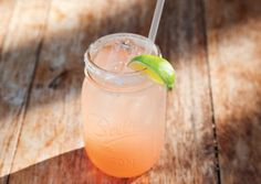 Friday Happy Hour: Grapefruit Margarita