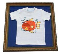 Camiseta Peixe