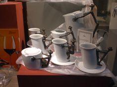 tea set - Prague