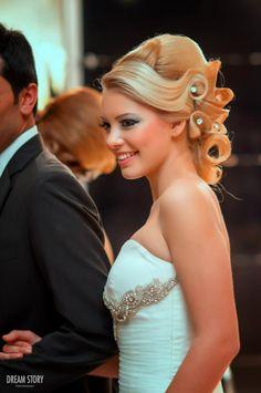 2013- Gelin saçı Modelleri