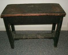 Old Primitive Table or Bench