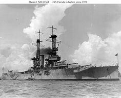 USS Florida BB-30