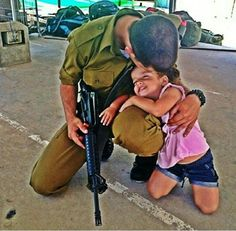 """""""A reminder of why the IDF fights – to protect all of Israel's children"""""""
