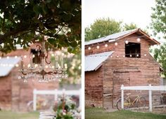 Rustic Glam Inspired Wedding at Webster Farm - The Amburgeys 4