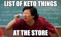 Come on Kroger! You have the whole aisle for chips and crackers. #ketodiet #keto #ketogenic #ketorecipes #lchf #ketosis #lowcarb #ketofam