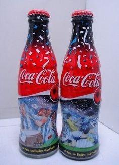 Coca Cola Bottles, Pepsi Cola, Coca Cola Marketing, Coca Cola Merchandise, Coke Ad, Coca Cola Decor, Argentina Soccer, World Of Coca Cola, Bottles For Sale