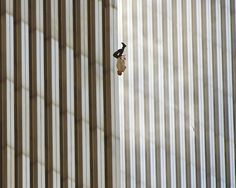 Falling Man by Richard Drew
