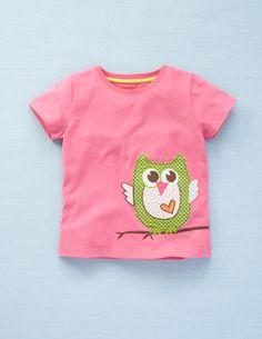 Boden - Animal Patchwork T-shirt