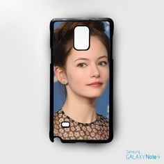 Mackenzie Foy as Renesmee for Samsung Galaxy Note 2/Note 3/Note 4/Note 5/Note Edge phonecases