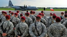 NEW IS NEWS .COM: Ukraine crisis: US troops land in Poland for exerc...