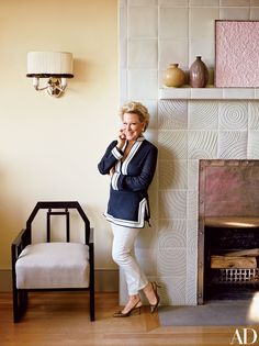 Bette Midler's Light-Filled Manhattan Penthouse and Lush Garden