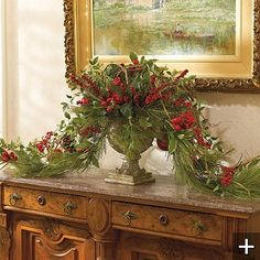 Christmas Dining Room Table Decorating Ideas