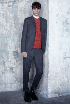 Dior Homme Pre-Fall 2014: Una colección clásica y rocker a la vez | Male Fashion Trends