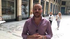 RAFFAELE TOVAZZI: una passeggiata per Milano