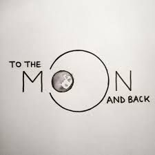 Afbeeldingsresultaat voor to the moon and back