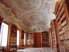 Monastery Library Herzogenburg, Austria