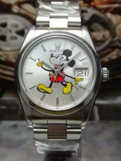 Have An Inquiring Mind Vtg Disney Seiko Mickey Minnie Mouse Watch W/ Box & Exc Condition Watches, Timepieces Disneyana