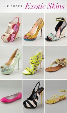 Shoes shoes shoes ♥