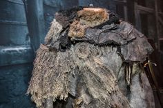 Game of Thrones: Tormund's clothing is a tangled mess of leather and fur. It's not pretty, but it certainly looks warm. Handy if you're scaling the Wall.