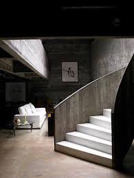 Grand escalier moderne