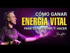 Cómo ganar energía vital para ser, pensar y hacer by Jürgen Klarić - YouTube