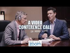 """A Sequel to """"A Conference Call in Real Life"""" that highlights the blunders of every video conference ever. OUR PODCAST: http://apple.co/1VDQz54 SUBSCRIBE to T..."""