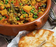Lamb Kheema with Naan Bread Recipe | I love my food