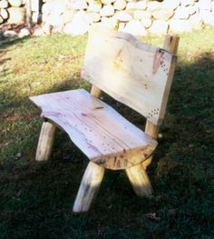 ** Log Shed Creations Out Door Funiture Page 1