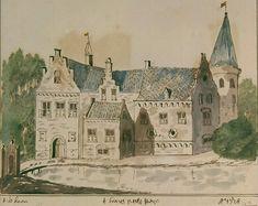 Palenstein was a castle in Zoetermeer, Holland. Kasteel Palenstein in Zoetermeer.