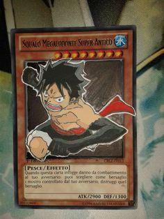 Monkey D. Rufy-(One Piece).