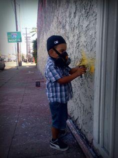 graffiti apprentice.