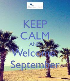 Σας ευχόμαστε έναν υπέροχο Σεπτέμβριο! Wishing you a great September! www.bluesea.com.gr #September #welcomeseptember Commercial Center, Athens, Serenity, Greece, Coastal, Relax, In This Moment, Beach, Blue