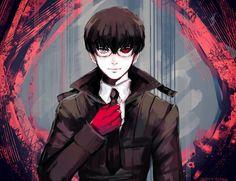 Kaneki Ken | Tokyo ghoul | :re | Black Ripper | CCG