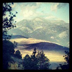 My morning commute #instagram #instagood #mountains #reno #nevada #webstagram - @gingerleaphoto- #webstagram