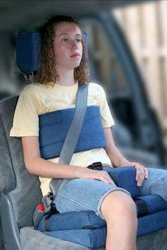 Wheelchair Seat Belt Pride Lift Chair Repair Manual Merritt | Churchill Tadpole Adaptive ~ The Booster Is A Vest, And Headrest ...