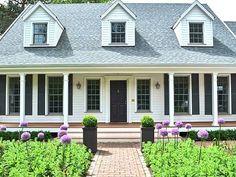 vh 70003 amerikanische villen - amerikanische häuser fertighäuser, Moderne deko