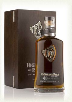 Highland Park 40 Year Old