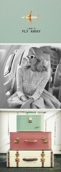 Chic travel style