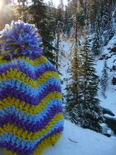 Name: 'Crocheting : Chevron Beanie check these